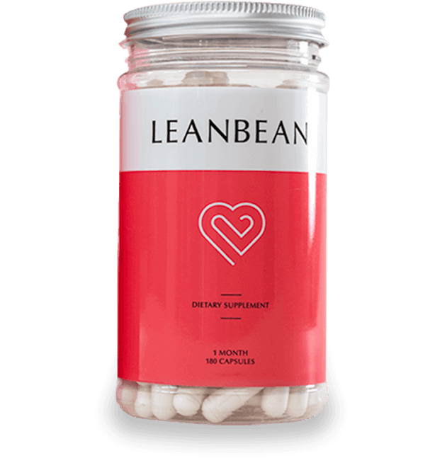 A bottle of Leanbean Official