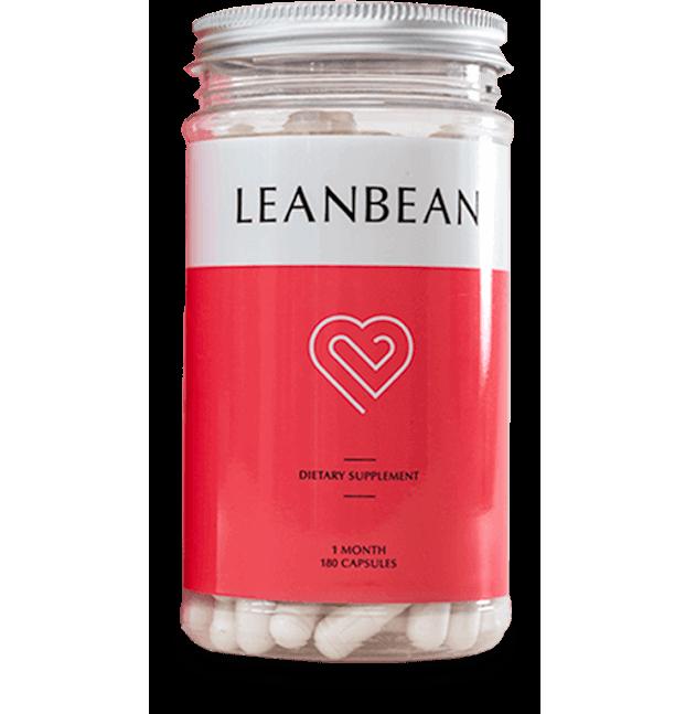 A bottle of Leanbean Official